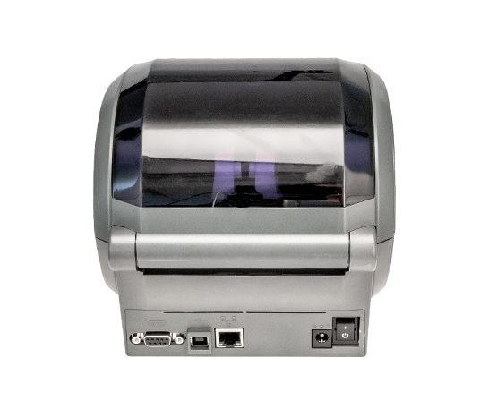 Zebra GX420D Thermal Label Printer GX-420D + Driver & Manual
