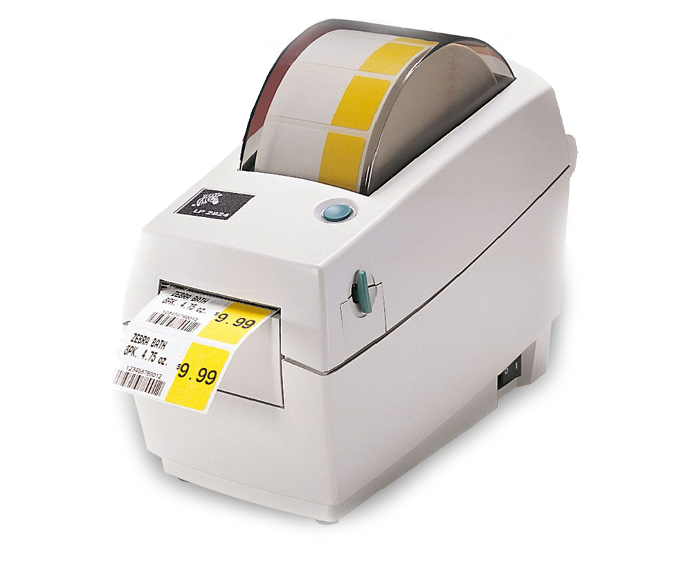 Zebra LP-2824 Thermal Label Printer LP2824 + Driver ...