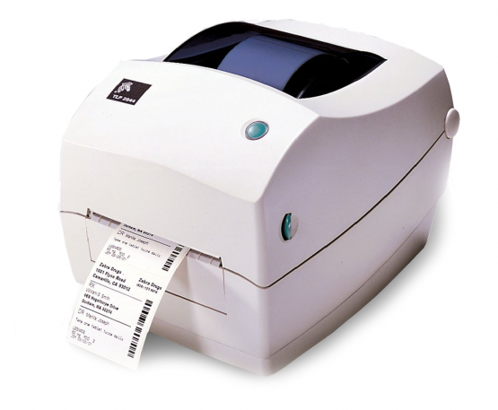 Zebra TLP2844 Label Printer TLP-2844