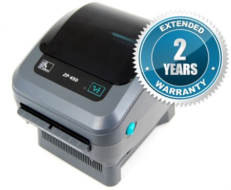 Zebra ZP-450 Thermal Label Printer