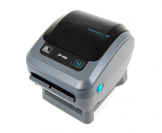 Zebra ZP-450 Thermal Label Printer