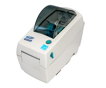 Zebra LP-2824 Thermal Label Printer LP2824 + Driver & Manual