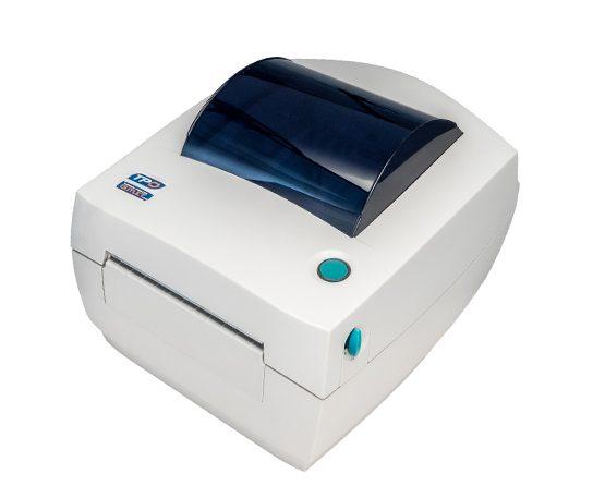 Zebra LP2844 Thermal Label Printer LP-2844 + Driver & Manual
