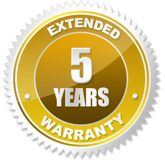 5 Year Zebra Printer Extended Warranty