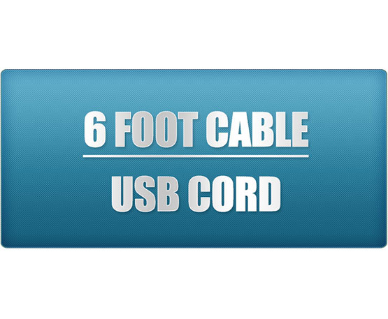 6ft Usb Cable 6 For All Zebra Eltron Direct Thermal Label