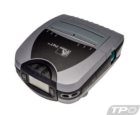 zebra p4t mobile label printer