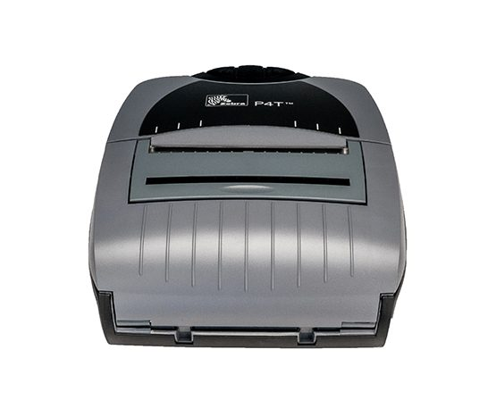 Zebra P4T Printer: Mobile Printer With Printhead, Battery