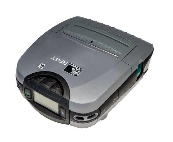 Zebra RP4T Printer: RFID Mobile Printer With Printhead, Battery