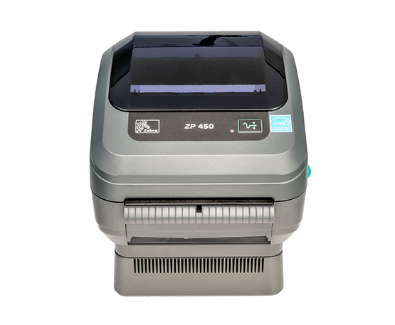 NETWORK PRO Zebra ZP-450 Shipping Label Printer