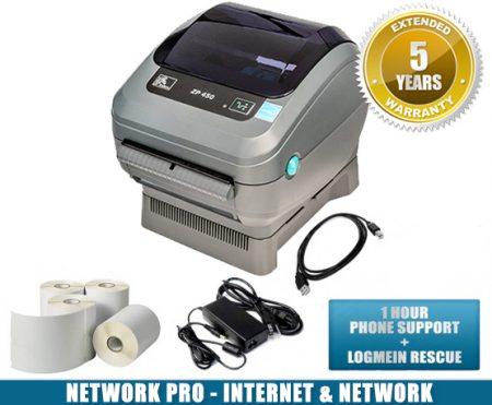 zp450 network pro