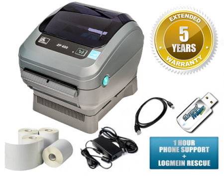 Zebra ZP-450 Thermal Label Printer Pro