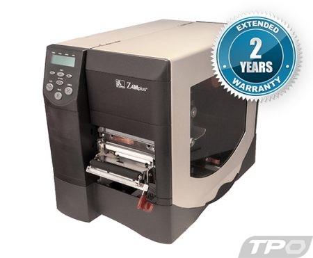 zebra z4m plus industrial printer