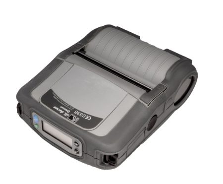 Zebra QL420 Plus Mobile Printer With Printhead, Battery