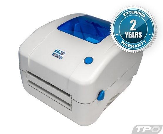 tpo hjc460B thermal label printer