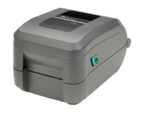 Zebra GT800 Thermal Label Printer GT800 + Driver & Manual