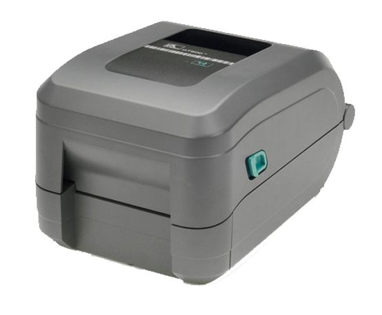 Zebra GT800 Thermal Label Printer GT800 + Driver & Manual