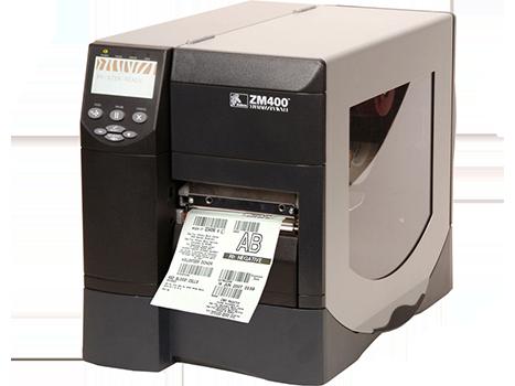 Zebra ZM400 Industrial / Commercial Label Printer