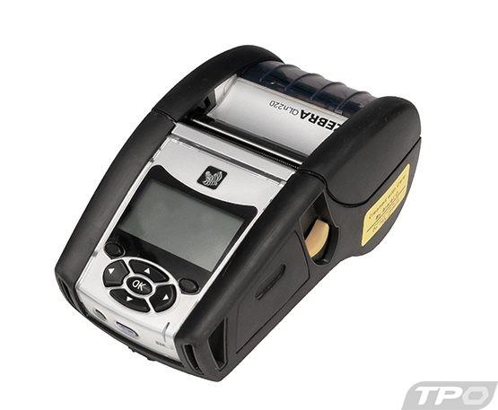 zebra QLn220 thermal label printer