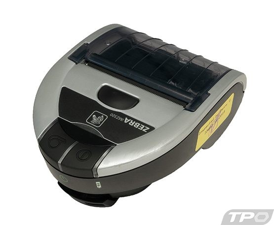 zebra imz320 mobile label printer