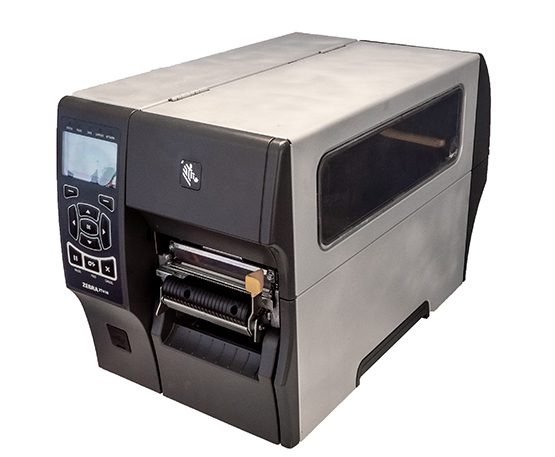 Zebra ZT410 Industrial / Commercial Thermal Label Printer