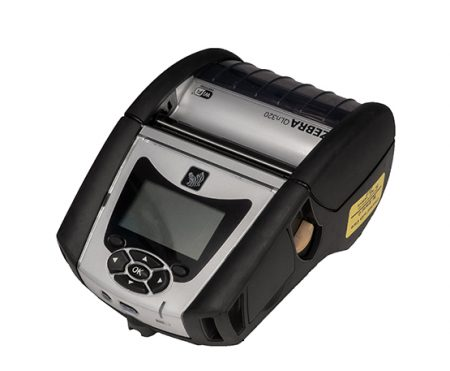 Mobile Label Printers: Zebra Mobile Barcode Printer - Bluetooth