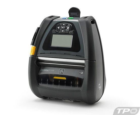 Zebra QLn420 Portable Barcode Printer