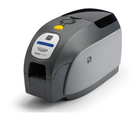 Zebra ZXP Series 3 Printer Dual-Sided ID Card ZXP3