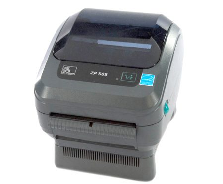 zebra 505 printer