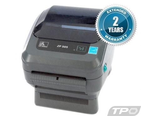 zebra zp-505 fedex label printer