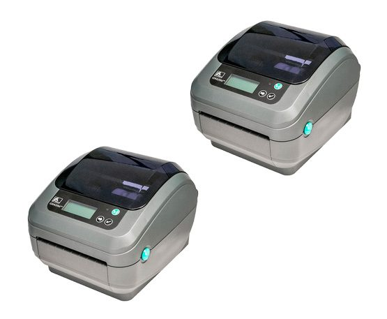 2 pack zebra-GX420D