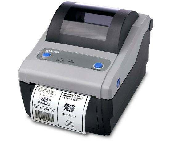 SATO CG412 Label Thermal Printer