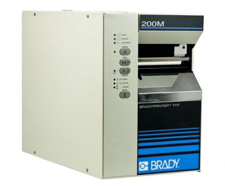 brady 200m industrial printer
